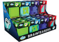 ThinkFun - Pocket Brainteasers 4 Titles CDU24