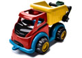 Viking Toys - Mighty Garbage Truck